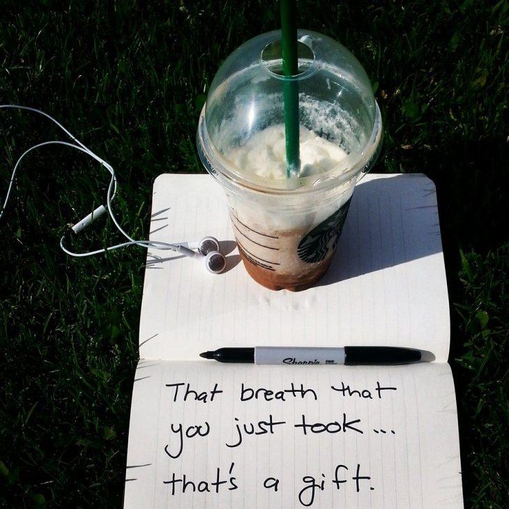 breath gift